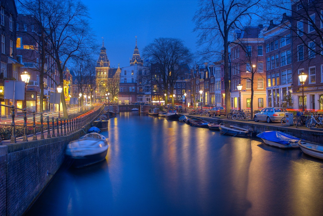 Amsterdam, capitale open-mind
