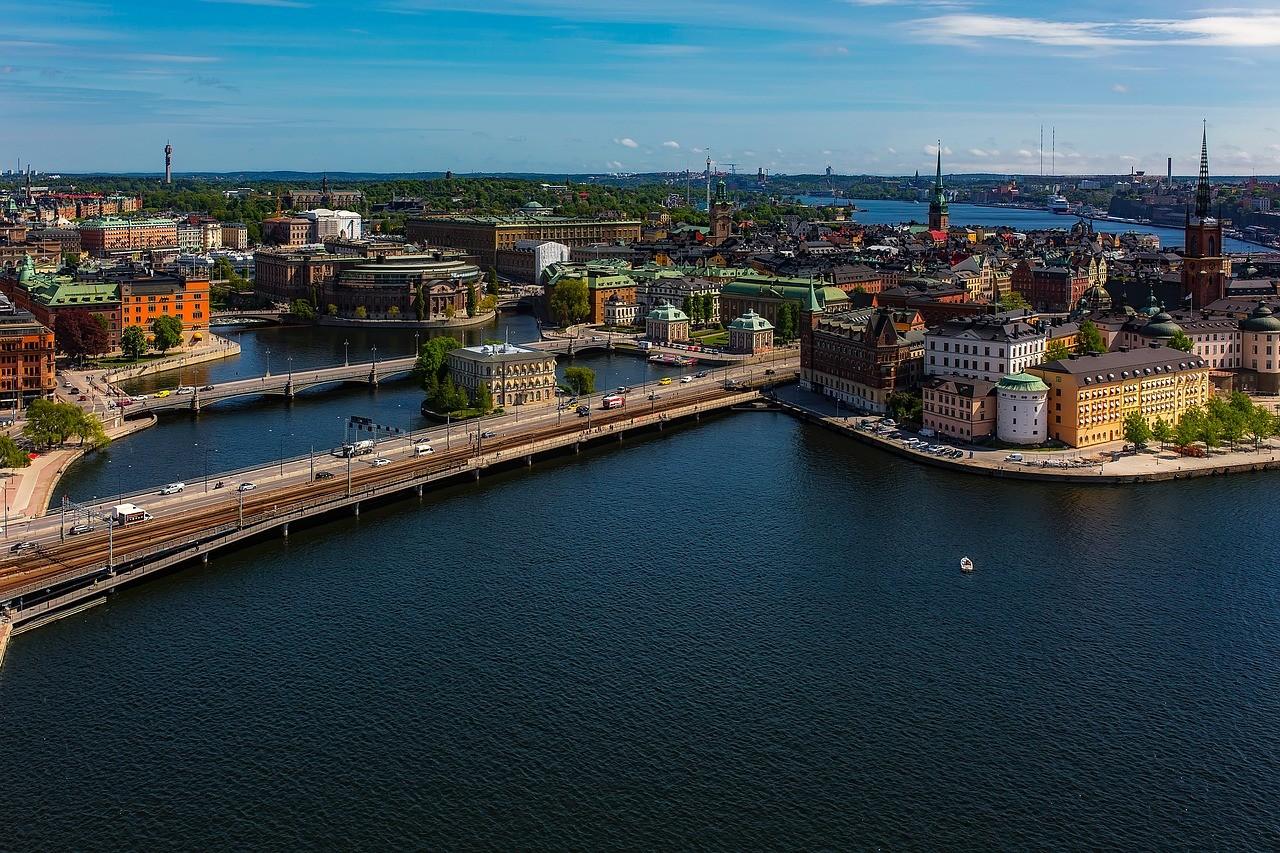Stockholm, la gay douceur de vivre…