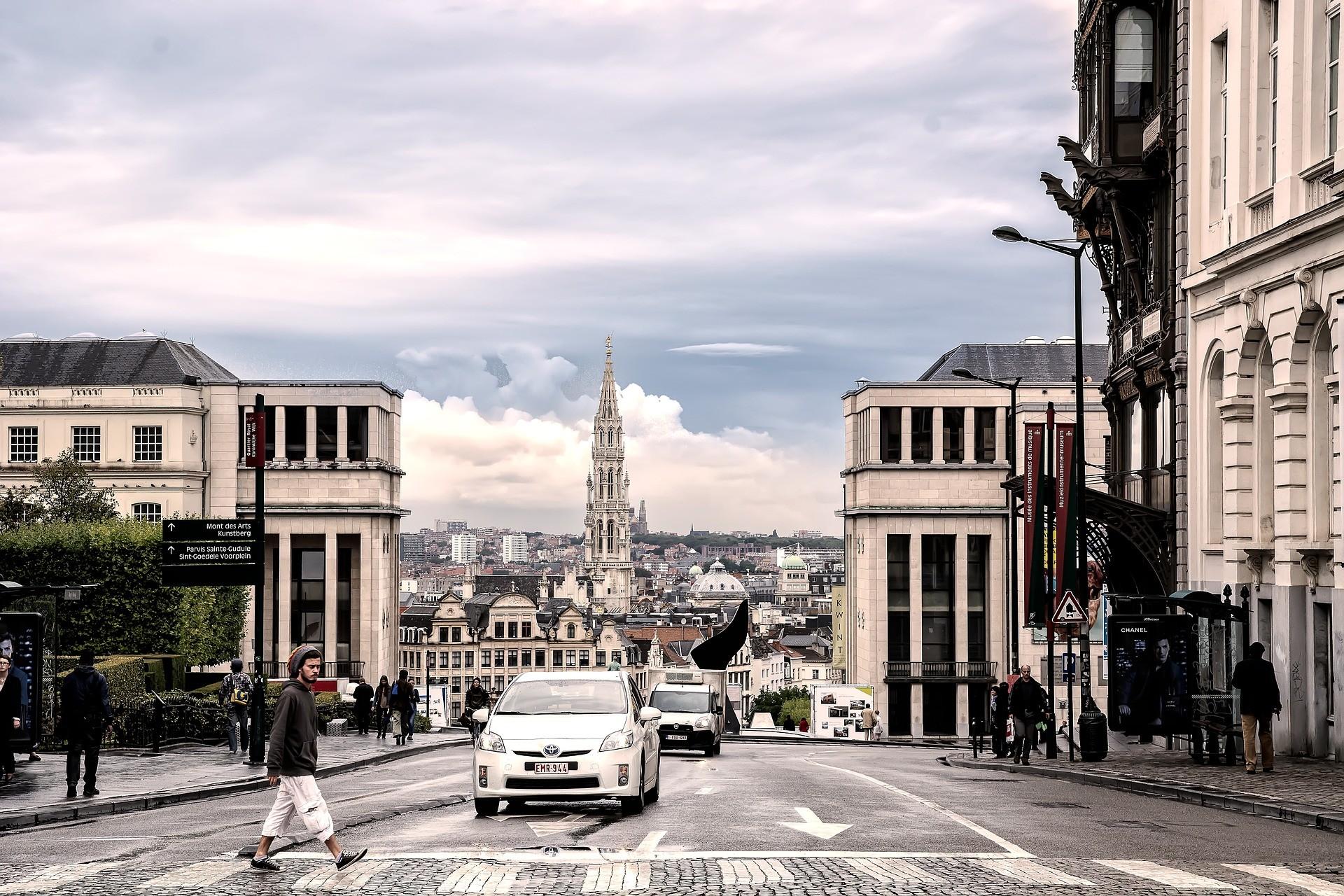 Bruxelles, la gay « capitale européenne »