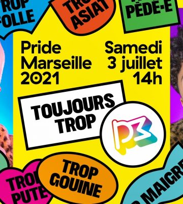 Gay Pride Marseille – 2021