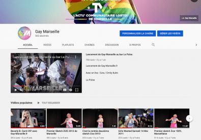 Webtv GAY-MARSEILLE