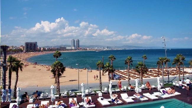Barcelone Lieu Drague Gay