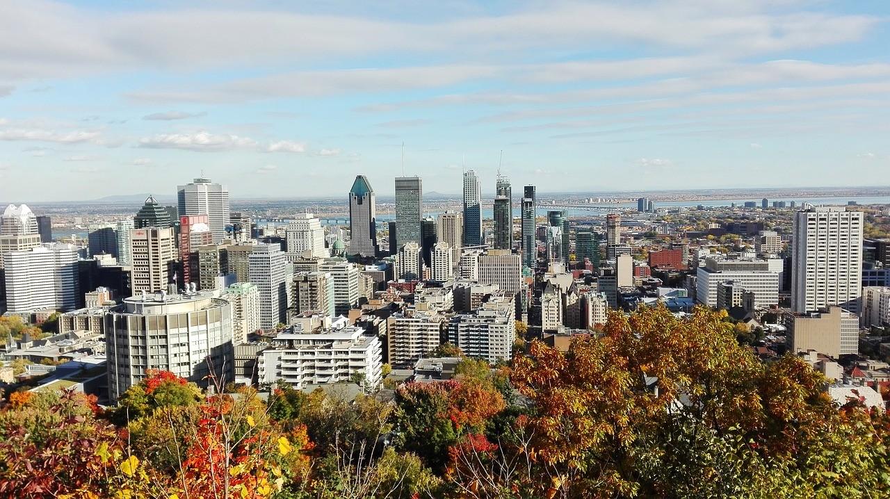Montréal, l'Amérique un peu française…