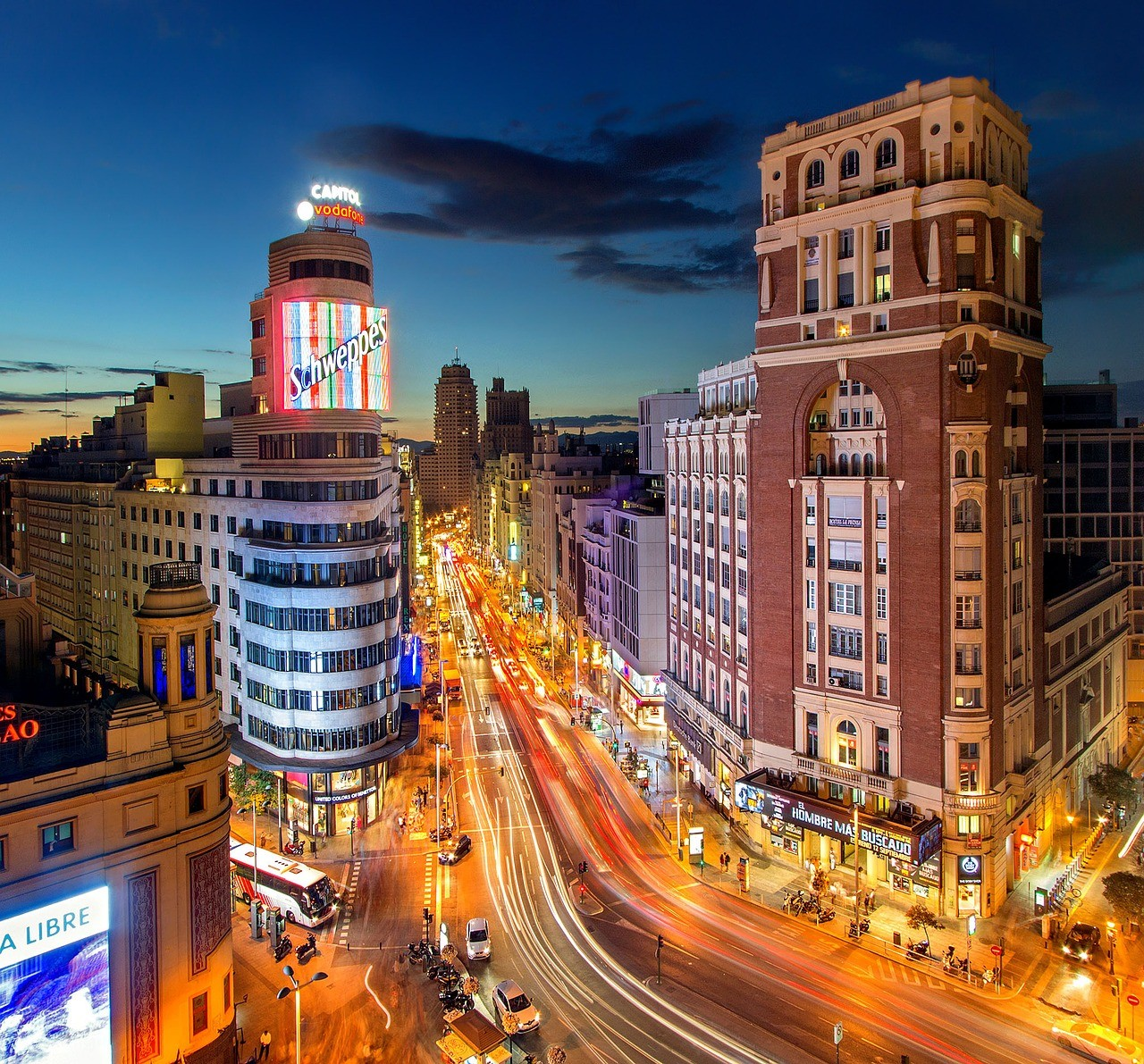 Madrid, la Gay Movida